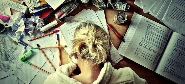 Почему нельзя мыть голову перед экзаменом?