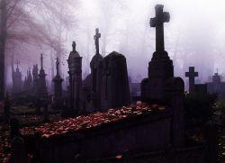 Почему ночью нельзя ходить на кладбище?