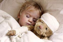 zašto je dijete jako znojenje za vrijeme spavanja