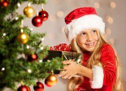 Подарки на новый год для девочек