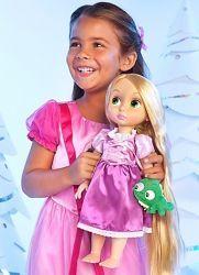 кукла для девочки 5 лет