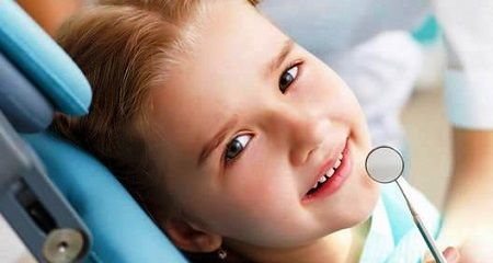 Как растут постоянные зубы у детей