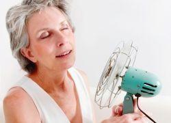 znojenje vrijeme menopauze