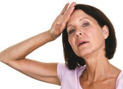 Glava znojenje uzrokuje kod žena