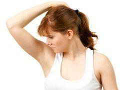 pojačano znojenje u žena uzroka