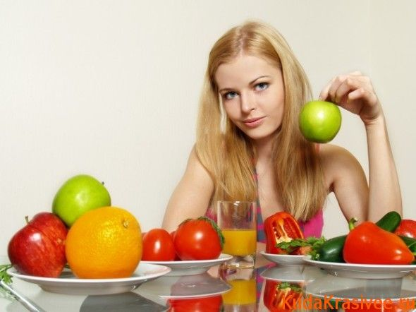 Правильное питание - это не сложно: чистим организм при помощи простых блюд