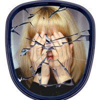 Примета - случайно разбить зеркало