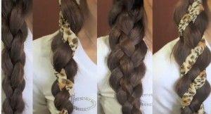 Раскрываем секреты многопрядных кос: 2 способа плетения косы из 4 прядей