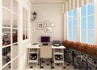 Ремонт на балконе - идеи дизайна4