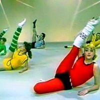 Ритмическая гимнастика 80-х
