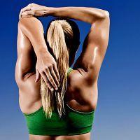 С каких частей тела необходимо начинать разминку?