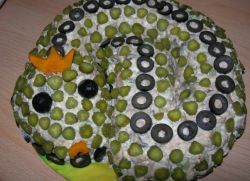 салаты на день рождения ребенка