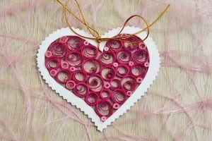 сердце в технике квиллинг7