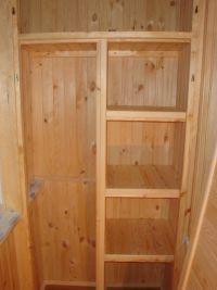 Шкаф на балкон 7