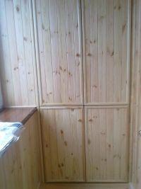 Шкаф на балкон 8