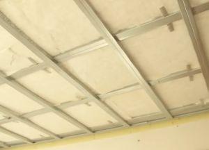 Шумоизоляция потолка24