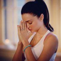 Сильная молитва от порчи