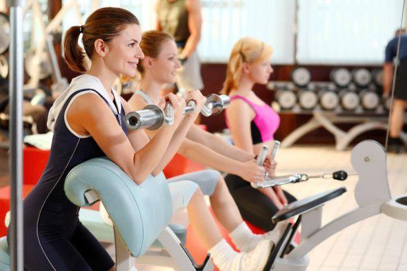 Силовой комплекс упражнений для потери веса