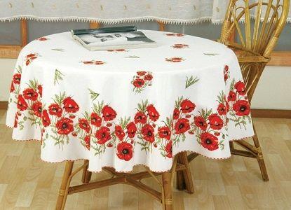 Скатерть на стол 6