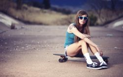 Скейтборд для начинающих