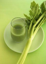 Сок сельдерея – польза и вред