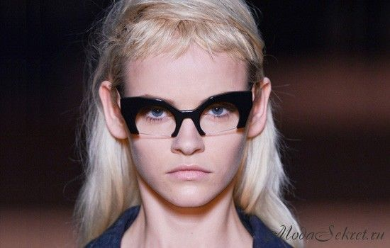 Солнцезащитные очки 2013