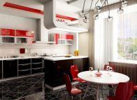 Современный дизайн кухни10