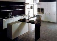 Современный дизайн кухни5