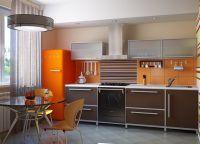 Современный дизайн кухни6