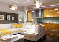 Современный дизайн кухни8