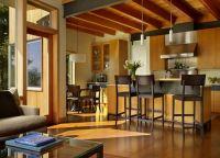 Современный интерьер гостиной2