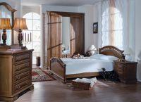 спальни из массива дерева8