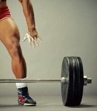 Становая тяга - техника выполнения