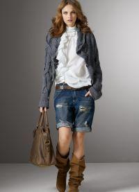 Стиль casual для девушек 2013 3