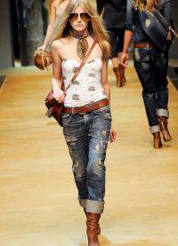 Стиль casual для девушек 2013 6