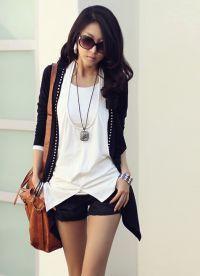 стиль casual для девушек 8