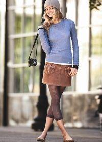 стиль одежды casual 7