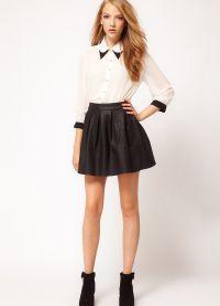 стильные юбки 2015 6
