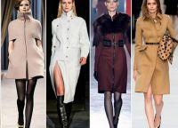 стильные пальто осень зима 2015 2016