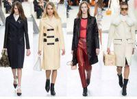 стильные пальто осень зима 2015 2016 1