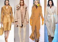 стильные пальто осень зима 2015 2016 5