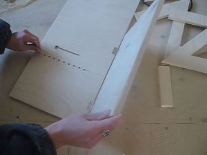 Стол для ноутбука своими руками 10