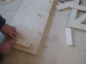Стол для ноутбука своими руками 13