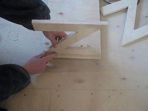 Стол для ноутбука своими руками 14