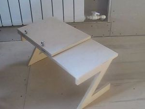 Стол для ноутбука своими руками 16
