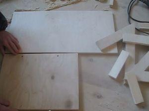 Стол для ноутбука своими руками 4