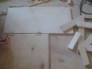 Стол для ноутбука своими руками 5