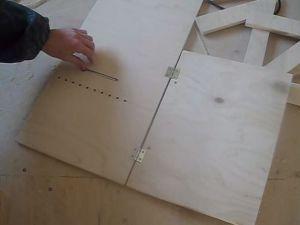 Стол для ноутбука своими руками 7