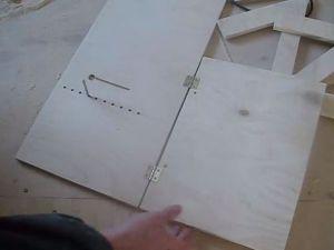 Стол для ноутбука своими руками 8