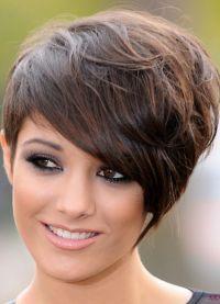 Стрижки на короткие волосы 2013 9